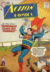 Action Comics (DC Comics - 1938) -230- Superman Loses His Powers!