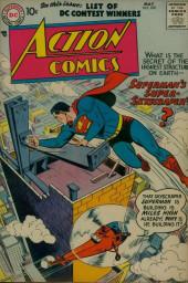 Action Comics (DC Comics - 1938) -228- Superman's Super-Skyscraper