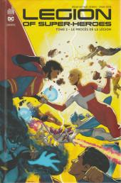 Legion of Super-Heroes (Rebirth) -2- Le procès de la légion