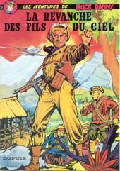 Buck Danny -3c1973- La revanche des fils du ciel