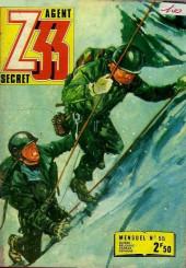 Z33 agent secret (Imperia) -55- Les otages du ciel