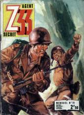 Z33 agent secret (Imperia) -79- Le pont de Wuphausen