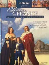 Histoire de France en bande dessinée -26- Louis XIV la Régence et la Fronde 1643-1661