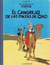 Tintín (Las Aventuras de) -9a1971- El Cangrejo de las pinzas de oro