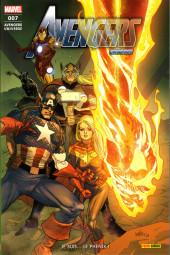 Avengers Universe (3e série - 2021) -7- Je suis... le Phénix