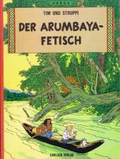 Tim und Struppi / Tim, der Pfiffige Reporter -6- Der Arumbaya-Fetisch