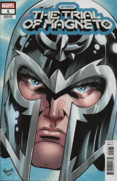 X-Men : The Trial of Magneto (2021) -1- Dial M for Wanda