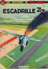Buck Danny -25b1974- Escadrille ZZ