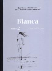 Les grands Classiques de la Bande Dessinée érotique - La Collection -137133- Bianca - Tome 2
