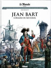 Les grands Personnages de l'Histoire en bandes dessinées -72- Jean Bart, Corsaire du Roi Soleil