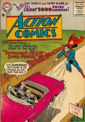 Action Comics (DC Comics - 1938) -221- Superman's New Super-Power!