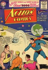 Action Comics (DC Comics - 1938) -220- The Interplanetary Olympics!