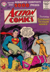 Action Comics (DC Comics - 1938) -219- Superman's Treasure Hoard!