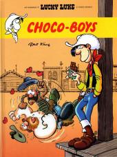 Lucky Luke (vu par...) -5- Choco-boys