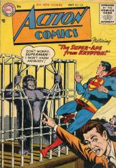 Action Comics (DC Comics - 1938) -218- The Super-Ape from Krypton!