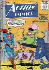 Action Comics (DC Comics - 1938) -216- The Super-Menace of Metropolis!