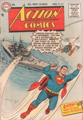 Action Comics (DC Comics - 1938) -214- Superman, super destroyer