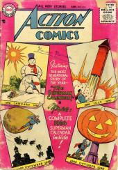Action Comics (DC Comics - 1938) -212- The Superman Calendar!