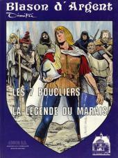Blason d'Argent -4- Les 7 boucliers - La légende du marais