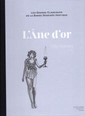 Les grands Classiques de la Bande Dessinée érotique - La Collection -136143- L'âne d'or