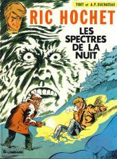 Ric Hochet -12b83- Les spectres de la nuit