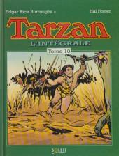 Tarzan (Intégrale - Soleil) (1993) -10- Intégrale 10