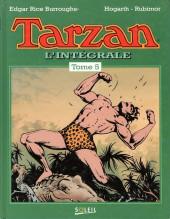 Tarzan (Intégrale - Soleil) (1993) -5- Intégrale 5
