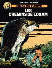 Simon du Fleuve -7- Les chemins de l'Ogam