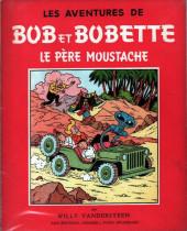 Bob et Bobette -21- Le Père Moustache