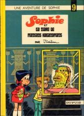 Sophie (Jidéhem) -9- La tiare de Matlotl Halatomatl