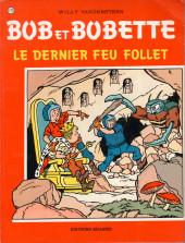 Bob et Bobette -172- Le dernier feu follet