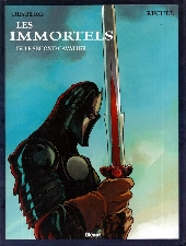 Les immortels (Desberg/Reculé) -4- Le second cavalier