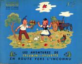 Sylvain et Sylvette (01-série : albums Fleurette) -2- En route vers l'inconnu