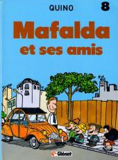 Mafalda -8- Mafalda et ses amis