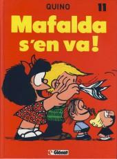 Mafalda -11- Mafalda s'en va!
