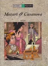 Mozart et Casanova