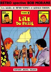 Bob Morane 5 (Deligne) -3- L'Île du passé