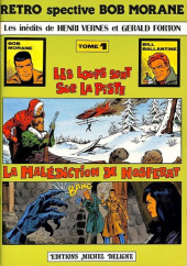 Bob Morane 5 (Deligne) -1- Les loups sont sur la piste - La Malédiction de Nosférat