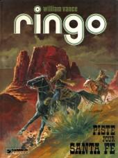 Ringo (Vance) -1a'- Piste pour Santa Fe