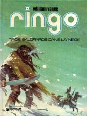 Ringo (Vance) -3'- Trois salopards dans la neige