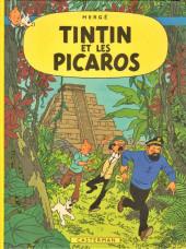 Tintin (Historique) -23- Tintin et les Picaros