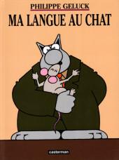 Le chat -6b05- Ma Langue au Chat