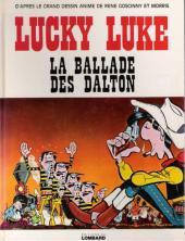 Lucky Luke -HS02'- La ballade des Dalton