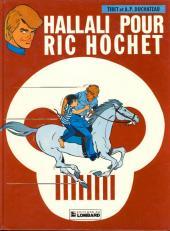 Ric Hochet -28a81- Hallali pour Ric Hochet
