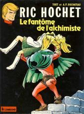 Ric Hochet -30a86- Le fantôme de l'alchimiste