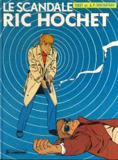Ric Hochet -33a82- Le scandale Ric Hochet