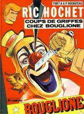 Ric Hochet -25b82- Coups de griffes chez Bouglione