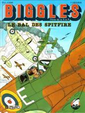Biggles -3- Le bal des Spitfire