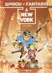 Spirou et Fantasio -39Pub- Spirou à New York