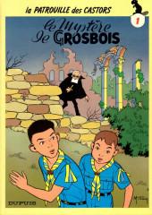 La patrouille des Castors -1f85- Le Mystère de Grosbois